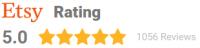 Etsy rating